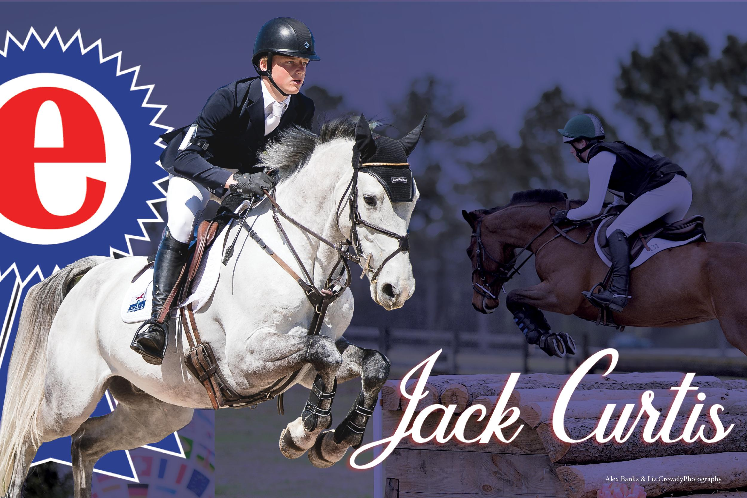 Jack Curtis Three Day Eventer